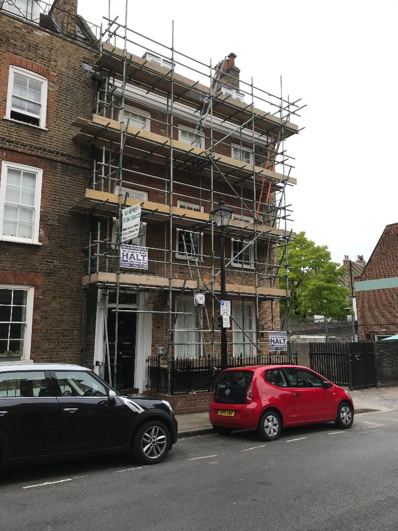 cheap london scaffold alarm system