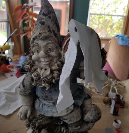 Pond Gnome Progress