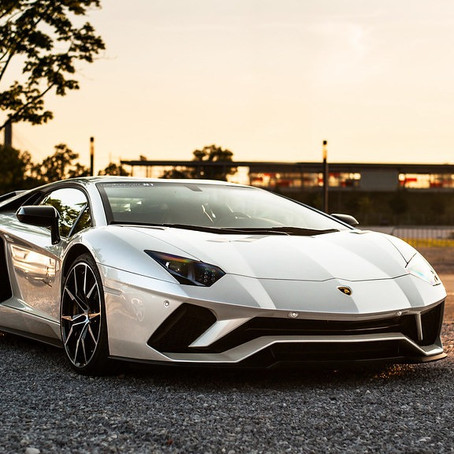 AVENTADOR S: THE LAST OF IT'S KIND