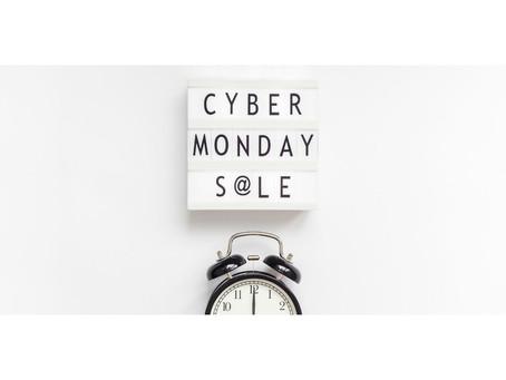 WFI Cyber Monday starts NOW!