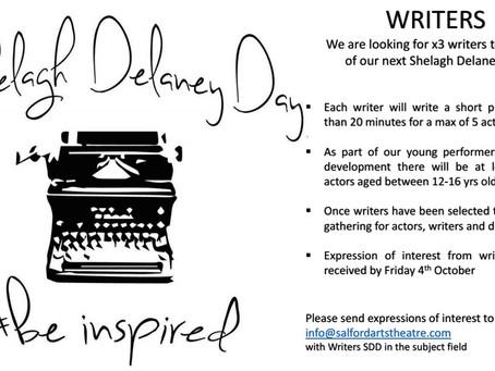 Celebrating Shelagh Delaney Day at Salford Arts Theatre