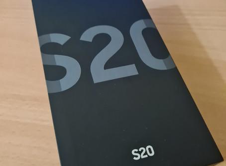 Поменял Galaxy Note 10+ на Galaxy S20