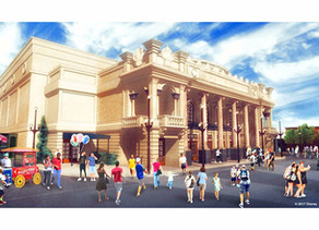 First Look: New Theater To Debut at Magic Kingdom