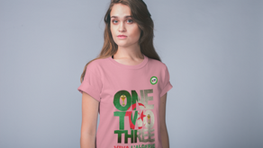 ONE TWO THREE Viva L'Algerie WASTAA T-Shirt is Available On Amazon