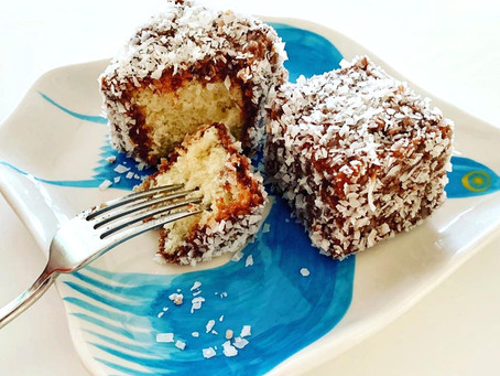 Ystervarkies or Lamingtons