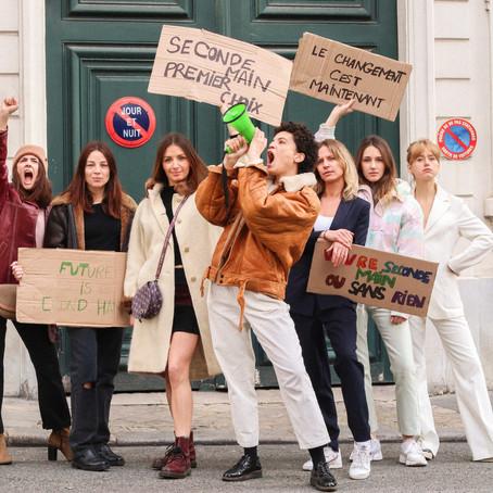 Pop-up la Revoluzione // 27 février au 1er mars