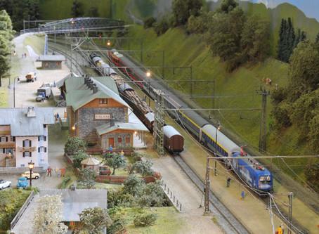 Wir fahren zur Modellbau-Messe nach Wien!