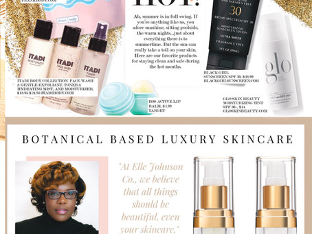 Check us out in Sheen Magazine!