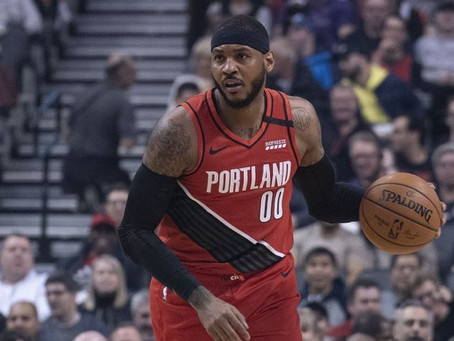 Blazers Hunt Down the Raptors but fall Prey to the Wolves and Bucks