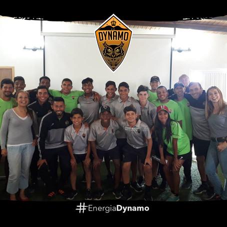En el Dynamo nos preparamos para ser mejores cada día