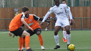 Match report - victory at Walton Casuals