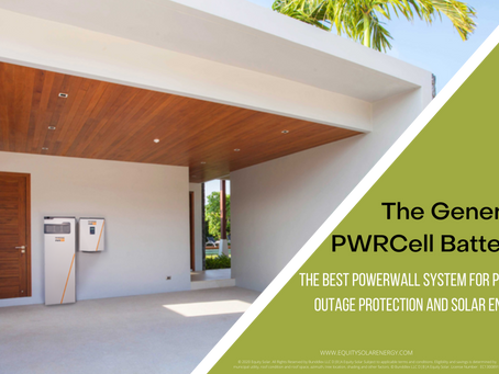 Our Latest Innovation: The Generac PWRcell