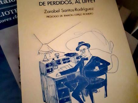 JOYCE, DE PERDIDOS, AL LIFFEY de Zarabel Santos-Rodríguez