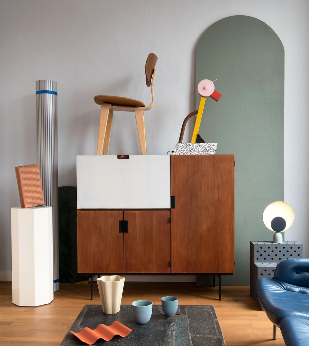 Berry Dijkstra stacking furniture