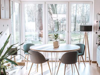 3 things to avoid in your dinning room / 3 coisas que você deveria evitar em sua sala de jantar