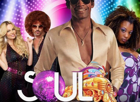 Soul Train  Friday 1st March 2019