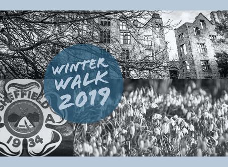 SDA Winter Walk at Hardwick Hall