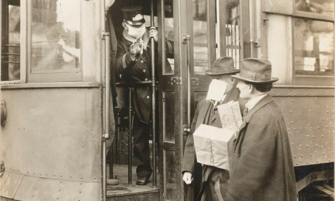 Our Ancestors During The Spanish Flu Pandemic