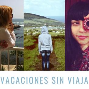Vacaciones sin viajar