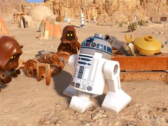 Neue Infos zu LEGO STAR WARS The Skywalker Saga