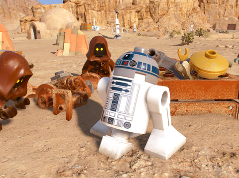 Neue Infos zu LEGO STAR WARS The Skywalker Saga