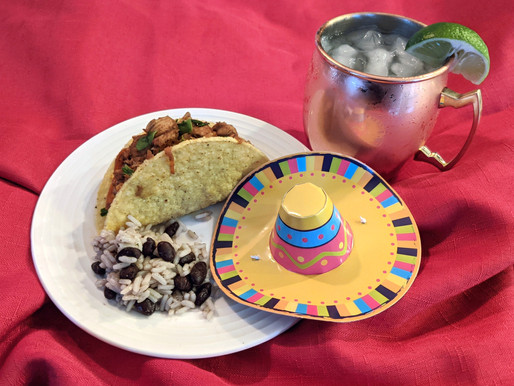 Cinco de Mayo with Chef Cam + a Tasty Tequila Drink