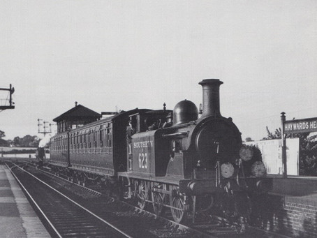 1945: Inquiry into tragic 2 September  Railway accident at Haywards Heath