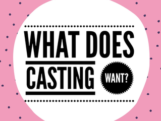 What Do You Submit To Casting Directors?