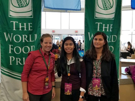 World Food Prize Hosts Record Number of Young Leaders at 2018 Global Youth Institute