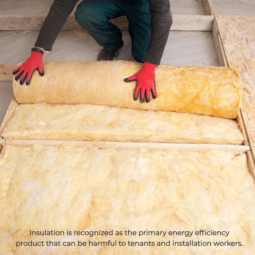 Insulation for buildings