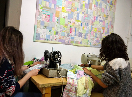 Reuse, Recreation and Upcycle of Textiles