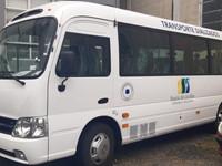 Municipio adquirió nuevo y moderno bus para traslado de pacientes de diálisis