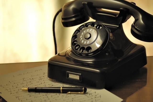 Kuka soittaa? Ettei vain puhelinmyyjä...
