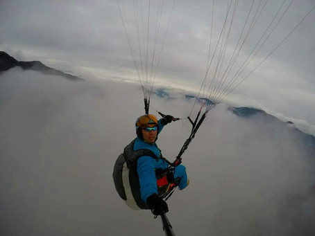雲海フライト