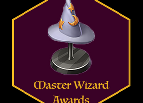 The 2020 Master Wizard Awards
