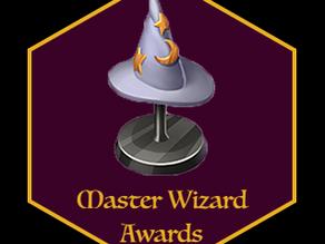 The 2020 Master Wizard Awards