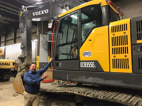 Six Reasons to Buy a Volvo CE Excavator Right Now