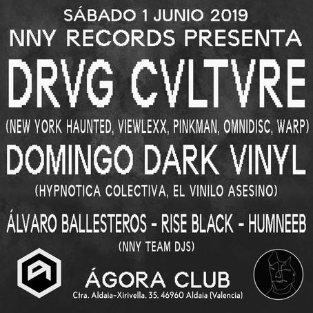 Drvg Cvltvre at Agora Club (Valencia)
