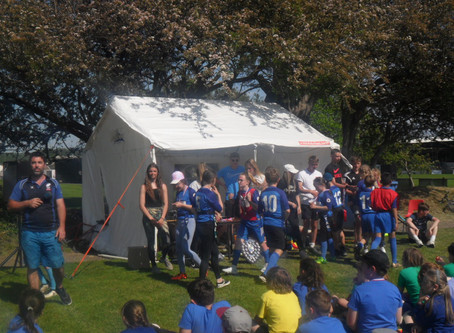 Barnstaple Tag Rugby Tournament
