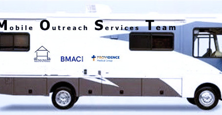 Mobile Outreach Services Team (M.O.S.T.)