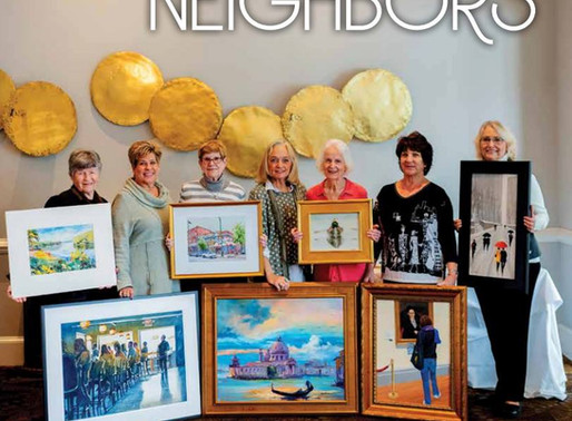 Local Art Benefits Local Kids