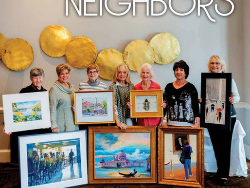Local Art Benefits Local Kids