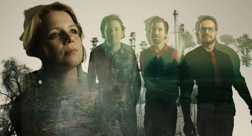 """The Vision Of Johanna wint studiodagen en released EP """"Little Sister"""""""