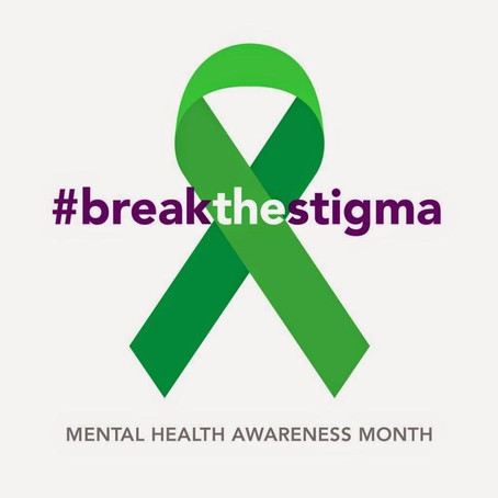 Mental Health Month Update