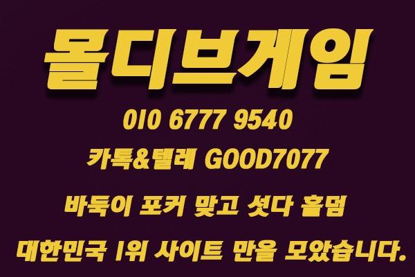 몰디브게임 소개