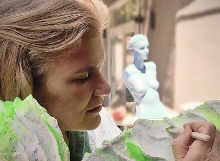 Artist Profile: Lisa Pelgrim