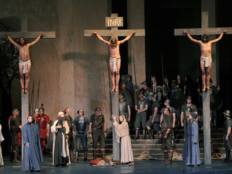 The Passion Of Christ - Every Ten Years