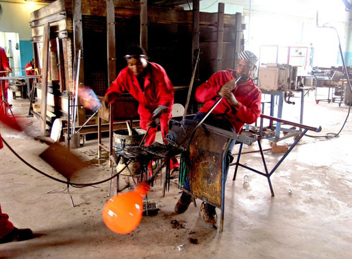 Eswatini's Ngwenya Glass Celebrates 30 Years of production