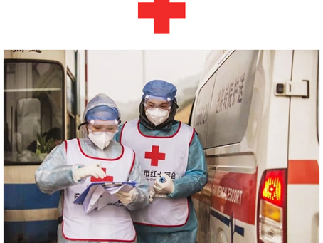 Securechain ApS donated to the Danish Red Cross for Anti-COVID-19