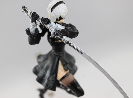 Bring Arts: YoRHa Unit 2B